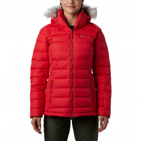 ANORAK PONDERAY JACKET RED LILY
