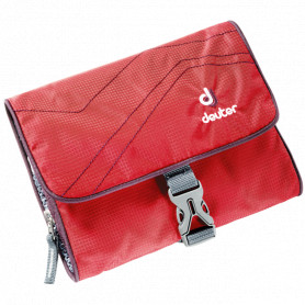 NECESER DEUTER WASH BAG I ROJO
