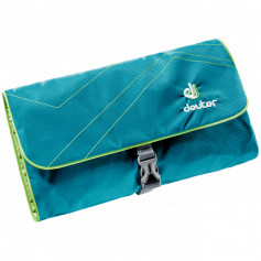 NECESER DEUTER WASH BAG II PETROL