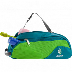 NECESER DEUTER WASH BAG TOUR I PETROL