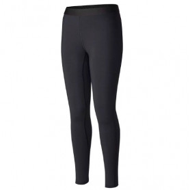 PANTALON COLUMBIA MIDWEIGHT STRETCH TIGHT NEGRO MUJER