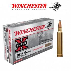 BALA WINCHESTER SUPER X 30-06 SPRG 180 GRAIN