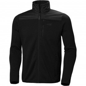 CHAQUETA VARDE FLEECE BLACK HELLY HANSEN