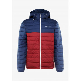 CHAQUETA POWERLITE RED JASPER COLUMBIA