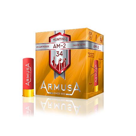 CART. ARMUSA AM2 CAL.12 P-6 34 GR.