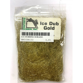 ICE DUBBING DORADO