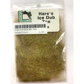 HARE ICE DUBBING 369 TAN