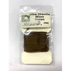 ULTRA CHENILLE MICRO MARRON